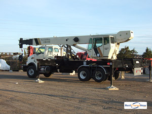 36-TON NATIONAL 875 Crane for Rent in Elkview West Virginia on CraneNetwork.com