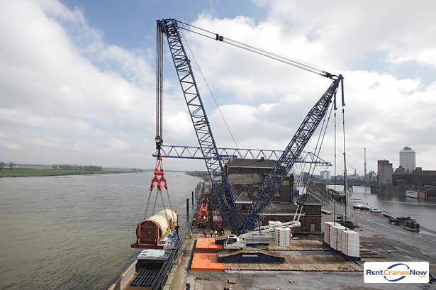 Liebherr LR 1600-2 Crane for Rent in Baton Rouge Louisiana on CraneNetworkcom