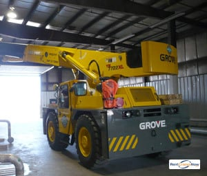 22-TON GROVE YB22XL Crane for Rent in Elkview West Virginia on CraneNetwork.com