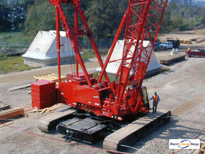 300-Ton Manitowoc 2250 Series 3 with MAX-ER Crane for Rent in Riviera Beach Florida on CraneNetwork.com