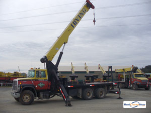 22-TON JLG 2200BT Crane for Rent in Elkview West Virginia on CraneNetwork.com