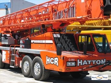 75-Ton Link-Belt HTC-8675 Crane for Rent in Hayward California on CraneNetwork.com
