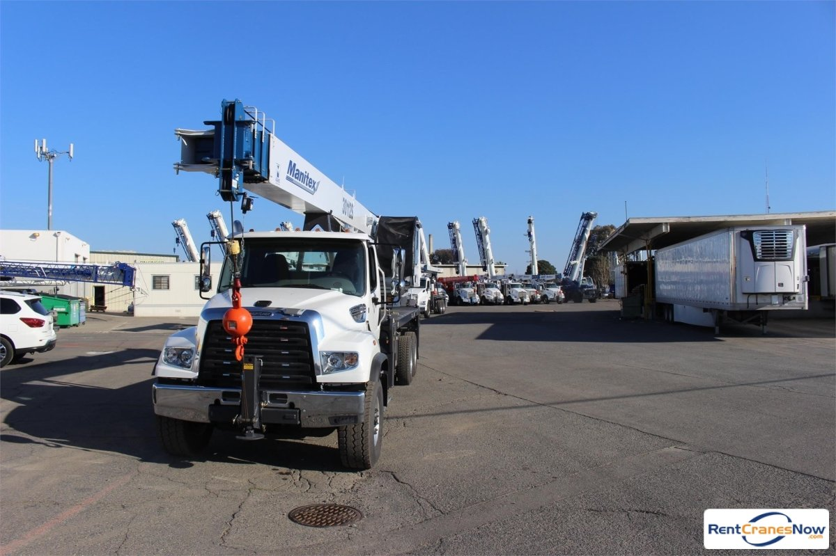 RentCranesNow.com :: Find Thousands of Crane Rental Companies Near YouCrane  details for Manitex 30112S in United States