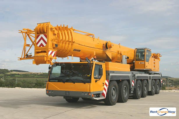 Liebherr LTM1250 Crane for Rent in Lafayette Louisiana on CraneNetwork.com