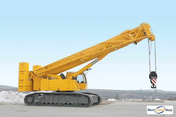 Liebherr LTR 1100 Crane for Rent in Oklahoma City Oklahoma on CraneNetwork.com