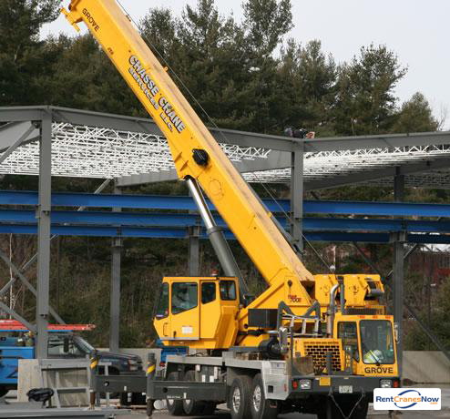Crane for Rent in Hudson New Hampshire on CraneNetwork.com
