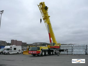 300-TON LIEBHERR LTM 1250 Crane for Rent in Elkview West Virginia on CraneNetworkcom