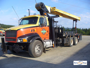28-TON NATIONAL 1195 Crane for Rent in Elkview West Virginia on CraneNetwork.com