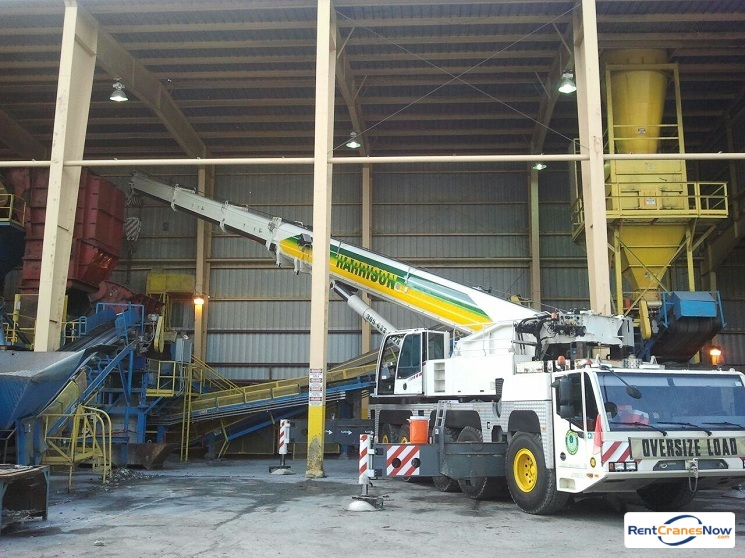 Demag AC 200-1 Crane for Rent in Miami Florida on CraneNetwork.com