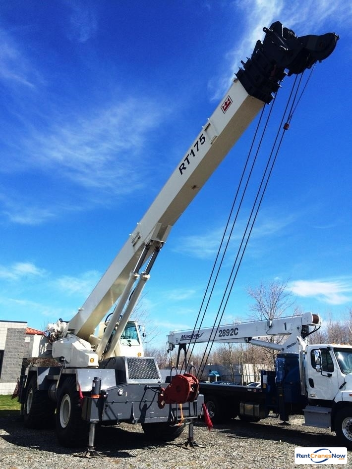 2003 TEREX RT175 Crane for Rent in Chittenango New York on CraneNetwork.com
