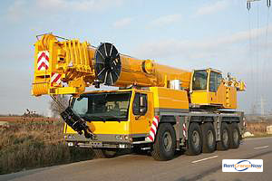 200-TON LIEBHERR LTM 1160-2 Crane for Rent in Lafayette Louisiana on CraneNetworkcom