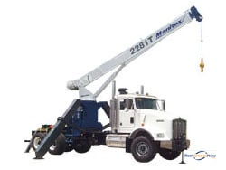 2015 MANITEX 2281T BOOMTRUCK Crane for Rent in West Sacramento California on CraneNetwork.com