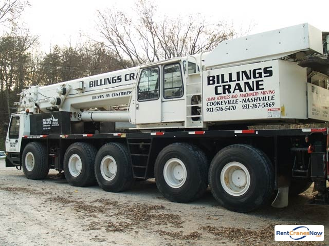 Grove GMK4090 Crane for Rent in Cookeville Tennessee on CraneNetwork.com