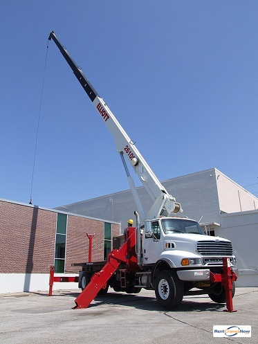 Elliott 26105F Crane for Rent in Bradley Beach New Jersey on CraneNetworkcom