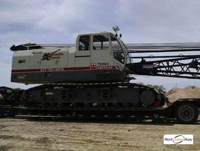 TEREX HC110 CRAWLER Crane for Rent in Bertrand Nebraska on CraneNetworkcom