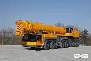 Liebherr LTM 1400-7.1 Crane for Rent in Oklahoma City Oklahoma on CraneNetwork.com