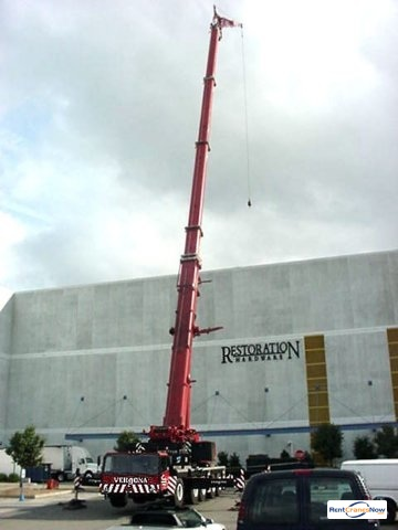 Liebherr LTM 1200-1 Crane for Rent in Englewood New Jersey on CraneNetworkcom