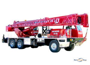 Terex T340 Crane for Rent in Arlington Heights Illinois on CraneNetwork.com