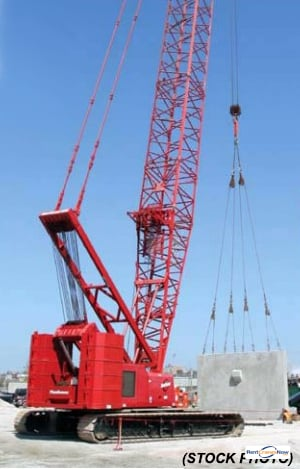 999 Crane for Rent in Clearwater Florida on CraneNetworkcom