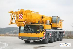 Liebherr LTM 1220-5.2 Crane for Rent in Oklahoma City Oklahoma on CraneNetwork.com