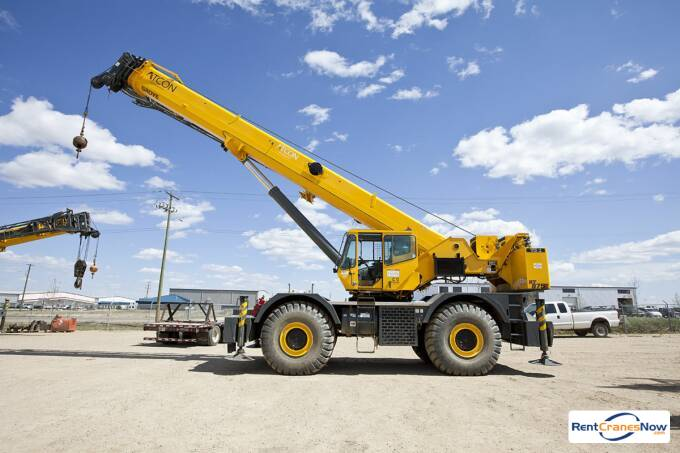 75-TON GROVE RT875E Crane for Rent in Englewood Colorado on CraneNetwork.com