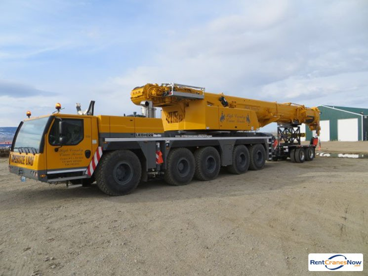 235-TON LIEBHERR LTM 1200-5.1 Crane for Rent in Bar Nunn Wyoming on CraneNetwork.com