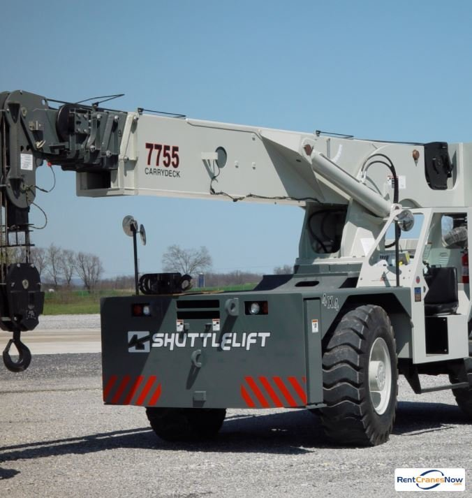 SHUTTLELIFT CD7755 Crane for Rent in Superior Wisconsin on CraneNetwork.com