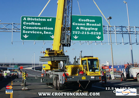 Grove TMS800E Crane for Rent in Portsmouth Virginia on CraneNetwork.com
