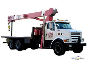 National 600C Crane for Rent in Arlington Heights Illinois on CraneNetwork.com