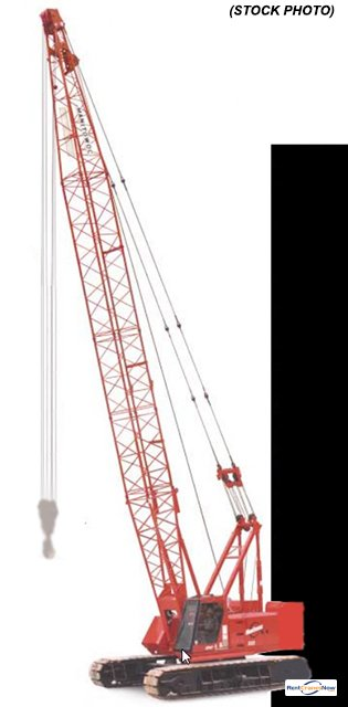222 Crane for Rent in Clearwater Florida on CraneNetworkcom
