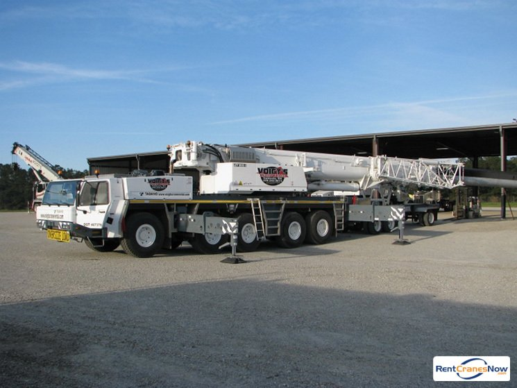 200-TON TADANO ATF-180G-5 Crane for Rent in Valdosta Georgia on CraneNetwork.com