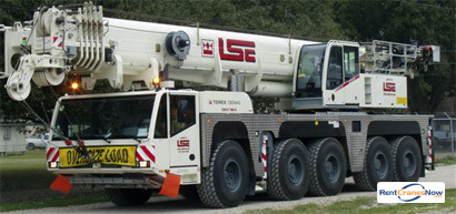 170-TON TEREX-DEMAG AC 140 Crane for Rent in Lafayette Louisiana on CraneNetworkcom