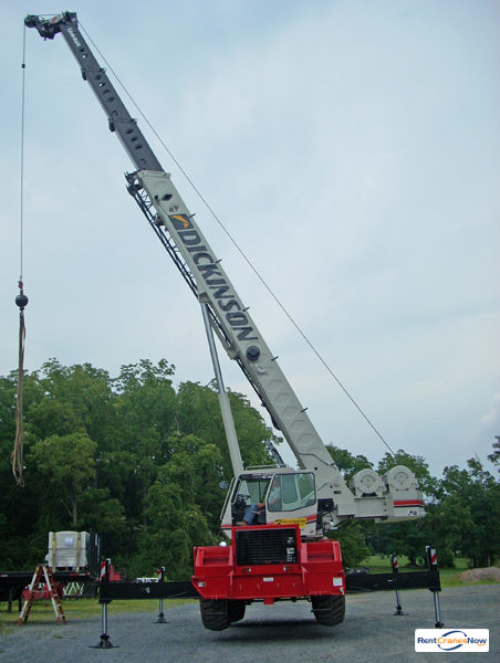 Crane for Rent in Reading Pennsylvania on CraneNetwork.com