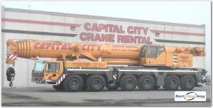 300-TON LIEBHERR LR 12501 Crane for Rent in Columbus Ohio on CraneNetworkcom