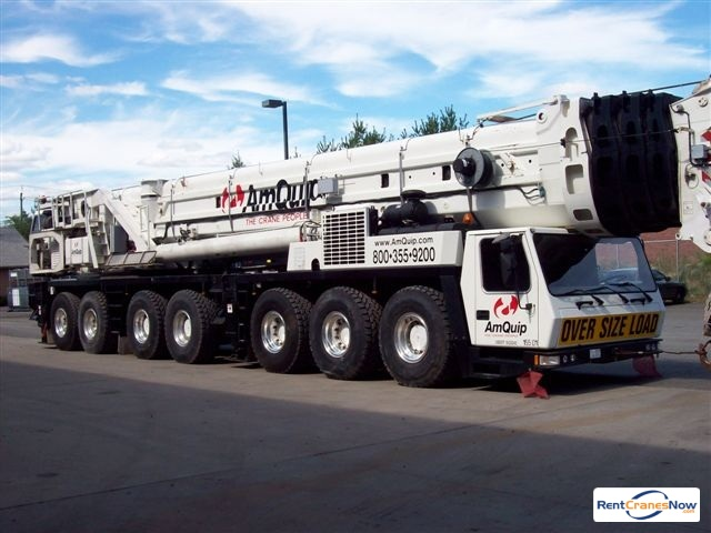 Grove GMK7550 Crane for Rent in Feasterville-Trevose Pennsylvania on CraneNetwork.com