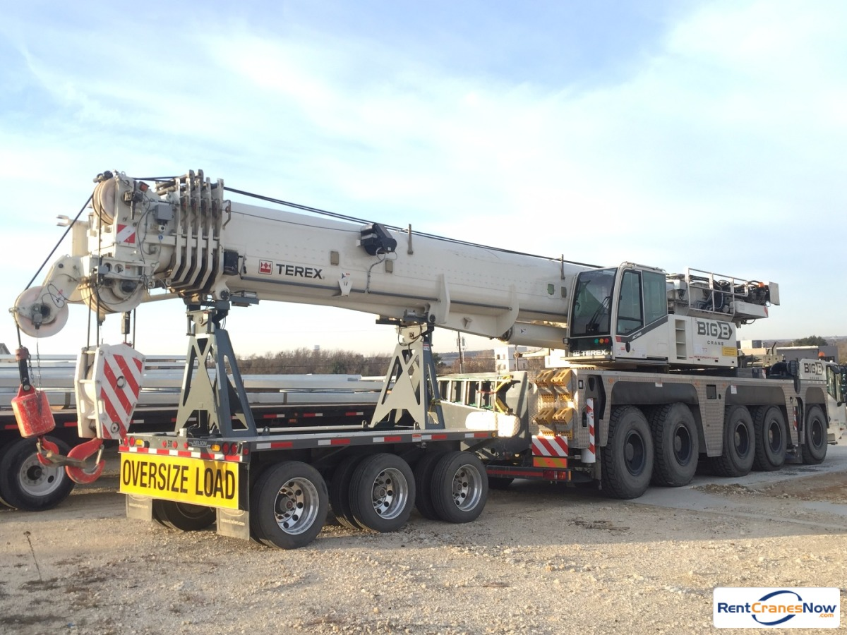 2014 Terex AC 140 Low Hours...FOR SALE Crane for Rent in Burleson Texas on CraneNetwork.com