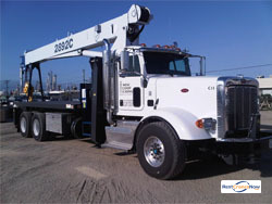 2014 MANITEX 2892C BOOMTRUCK Crane for Rent in Seattle Washington on CraneNetwork.com