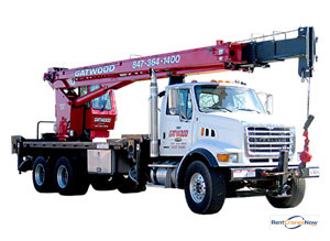 National 1300 Crane for Rent in Arlington Heights Illinois on CraneNetwork.com