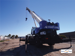2013 TADANO GR1000XL-2 ROUGH TERRAIN CRANE Crane for Rent in Surrey British Columbia on CraneNetwork.com