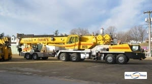 Link-Belt HTC-8675 Crane for Rent in Union Iowa on CraneNetwork.com