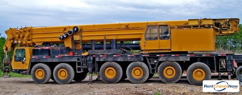Krupp KMK 6275 Crane for Rent in Ladson South Carolina on CraneNetworkcom