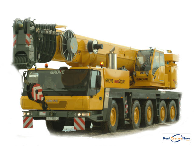 165-TON GROVE GMK5165 Crane for Rent in Hodgkins Illinois on CraneNetwork.com