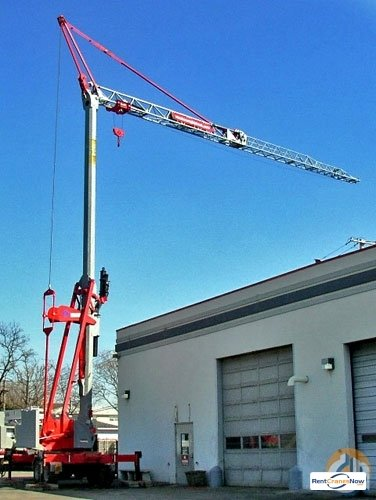 Potain Igo MA 13 Crane for Rent in Savage Minnesota on CraneNetworkcom