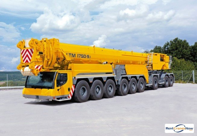 900-Ton Liebherr LTM 1750-91 Crane for Rent in West Fargo North Dakota on CraneNetworkcom