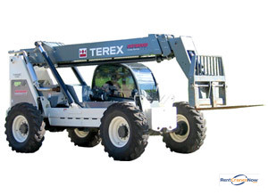 Terex TH844C Crane for Rent in Arlington Heights Illinois on CraneNetworkcom