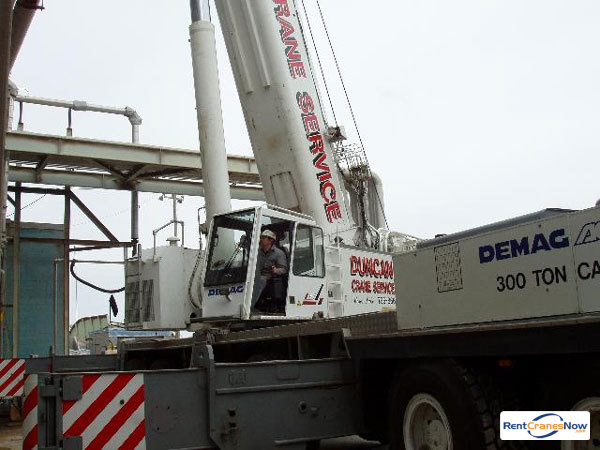 Crane for Rent in Moses Lake Washington on CraneNetworkcom