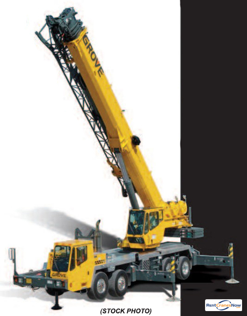 60 TON GROVE TMS700E Crane for Rent in Clearwater Florida on CraneNetwork.com