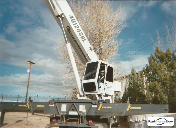 Crane for Rent in Albuquerque New Mexico on CraneNetwork.com