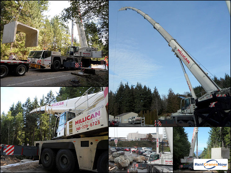 240-Ton Terex-Demag AC 200-1 Crane for Rent in Poulsbo Washington on CraneNetwork.com