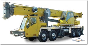 110-TON GROVE TMS9000E Crane for Rent in Columbus Ohio on CraneNetwork.com